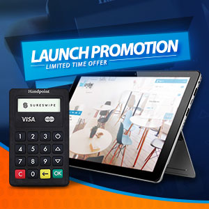 Never Miss Out on Sales with our Sureswipe Launch Promotion!