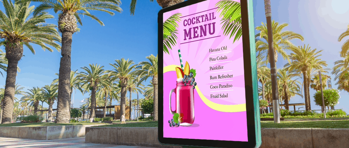 Screen-with-cocktail-menu