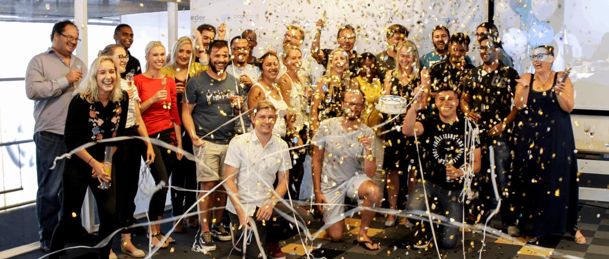 Investment- group-celebration