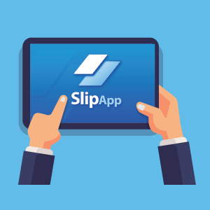 Don't Let Orders Slip Through The Cracks With SlipApp!