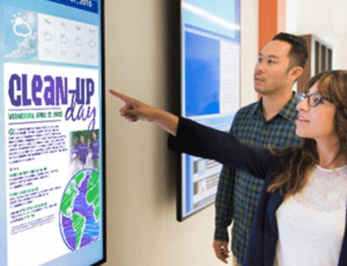 Creating a Sense of Community with Digital Signage